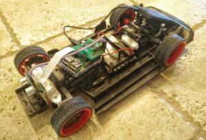 Picture of Raspberry Pi Autonomous Converted RC Car