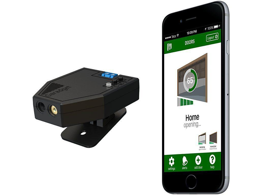 Esp8266 Nodemcu Wifi Iot Garage Door Opener Relay With Cayenne