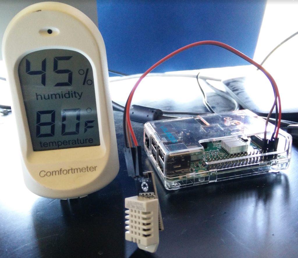 Room Iot Temperature Sensor