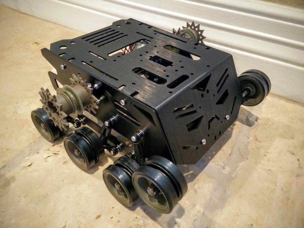 dfrobot-devastator-tank-treaded-tracked-robot-top-cover-assembled