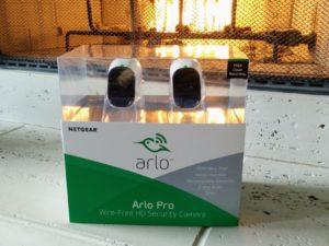 Netgear Arlo Pro Review Boxed - Home Security Surveillance Camera