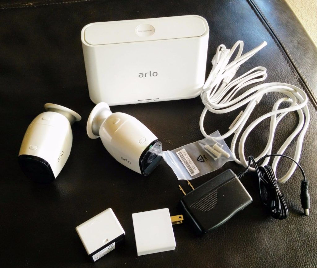 Picture of Netgear Arlo Pro Review UnBoxed