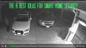 Screenshot of Arlo Pro Wireless Security Camera Motion Sensing Video