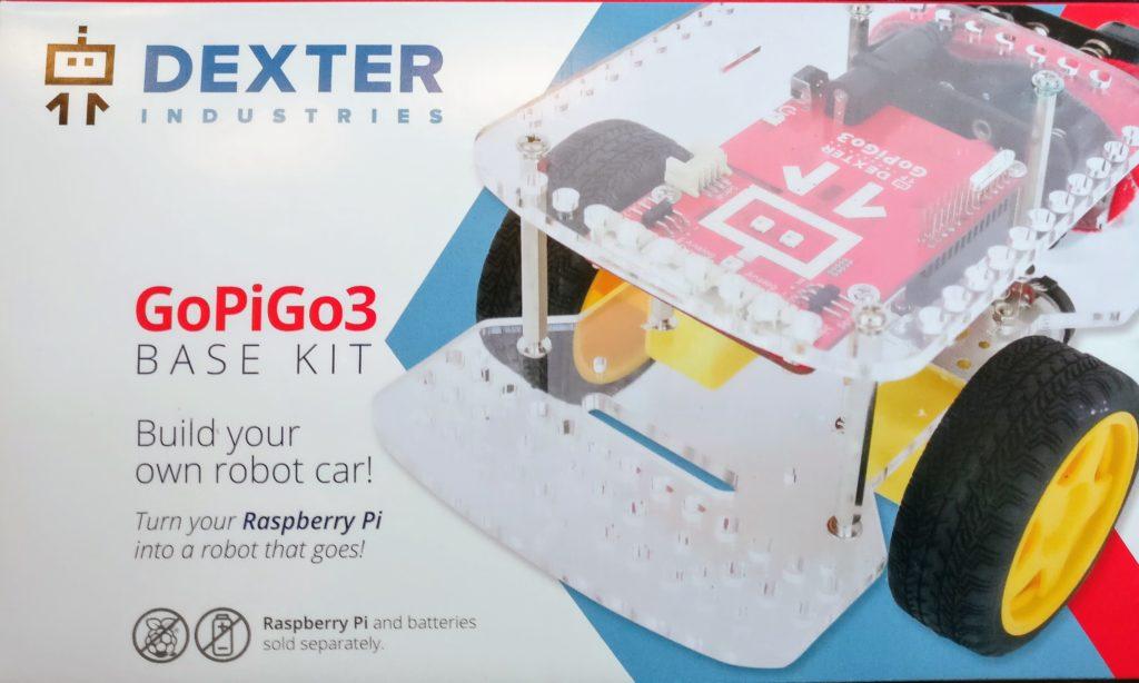 Dexter GoPiGo3 Base Kit Introduction